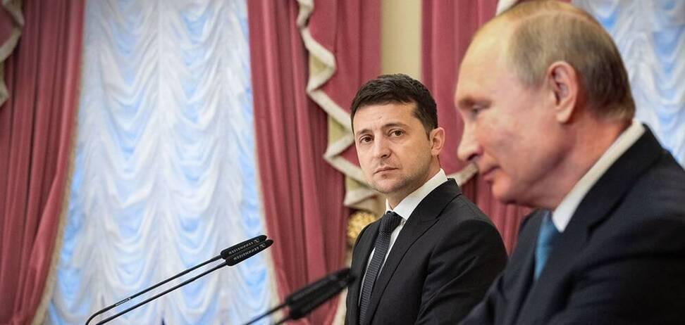 Зеленский фантазирует, а Путин его троллит