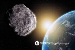 Астероид размером с футбольное поле приблизился к Земле