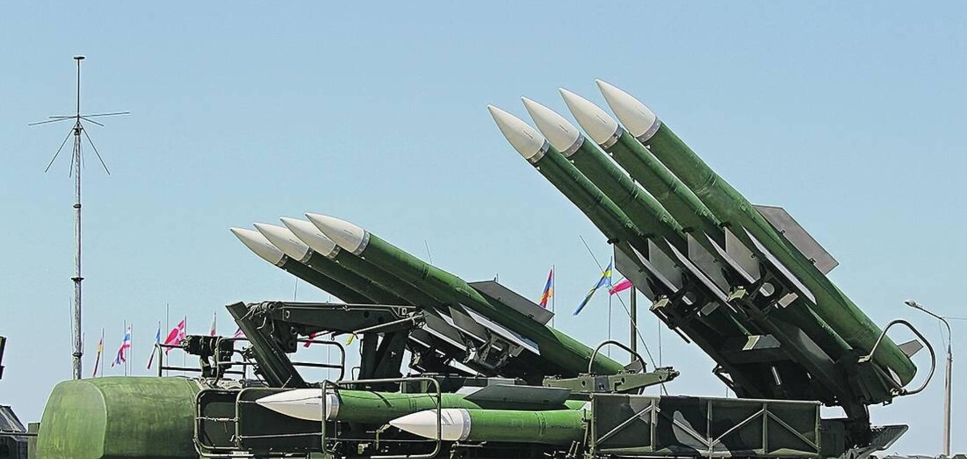 Ракетна установка 'Бук'