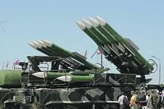 Ракетная установка 'Бук'