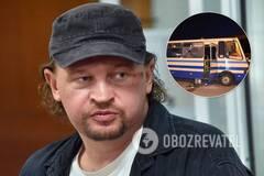 Луцкий террорист Максим Кривош