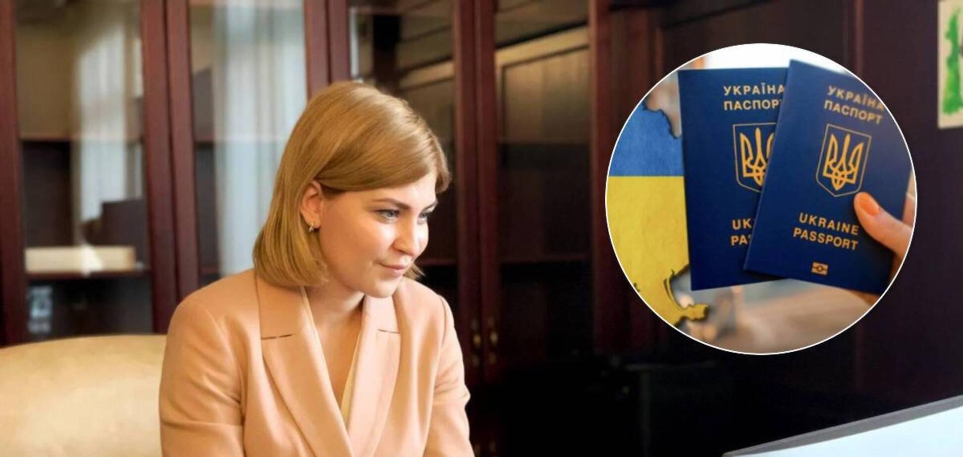 Стефанішина розповіла про поїздки в ЄС з України