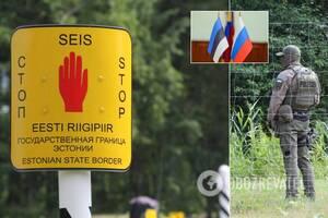 Эстония укрепит границу с РФ