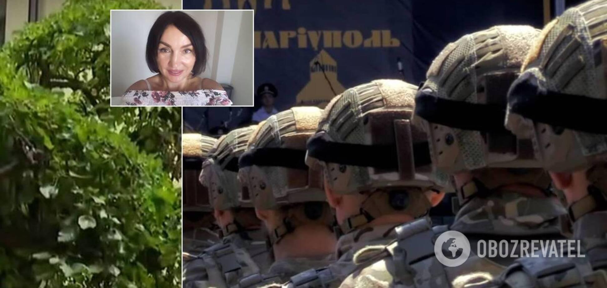 Галина Однорог Маша Украинская Азов
