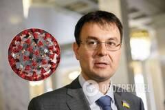 'Слуга народу' заразився коронавірусом