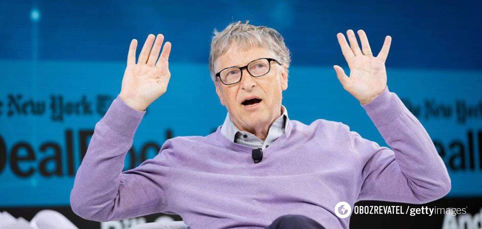 Гейтс назвав тести на коронавірус безглуздими