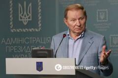Кучма после ухода из ТКГ не останется в стороне от переговоров по Донбассу, – Данилов