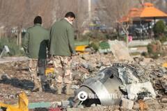 Катастрофа МАУ в Тегерані: до України їде делегація з Ірану