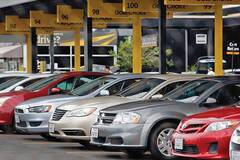 Поток недорогих и не битых авто из США может хлынуть в Украину до конца года