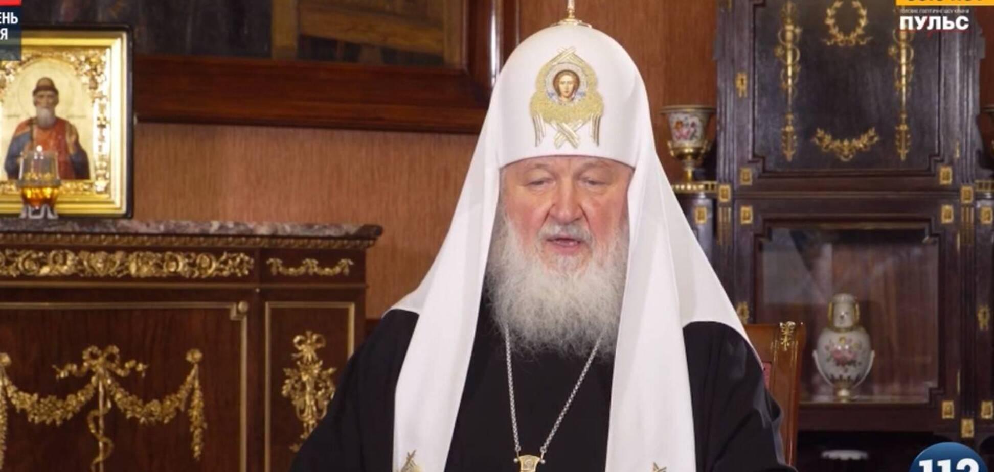 Политический эксперт призвал Нацсовет отреагировать на выступление Кирилла в эфире украинского ТВ