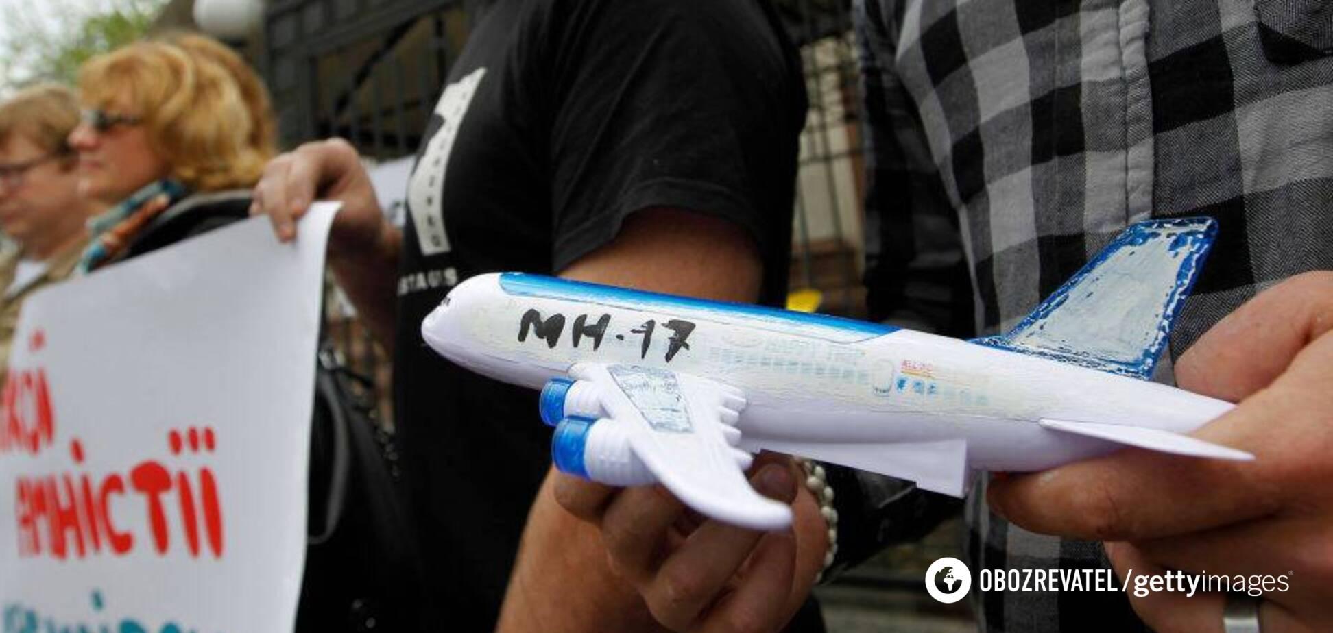 Названо ймовірнтх кураторів тиражування фейків про катастрофу МН17