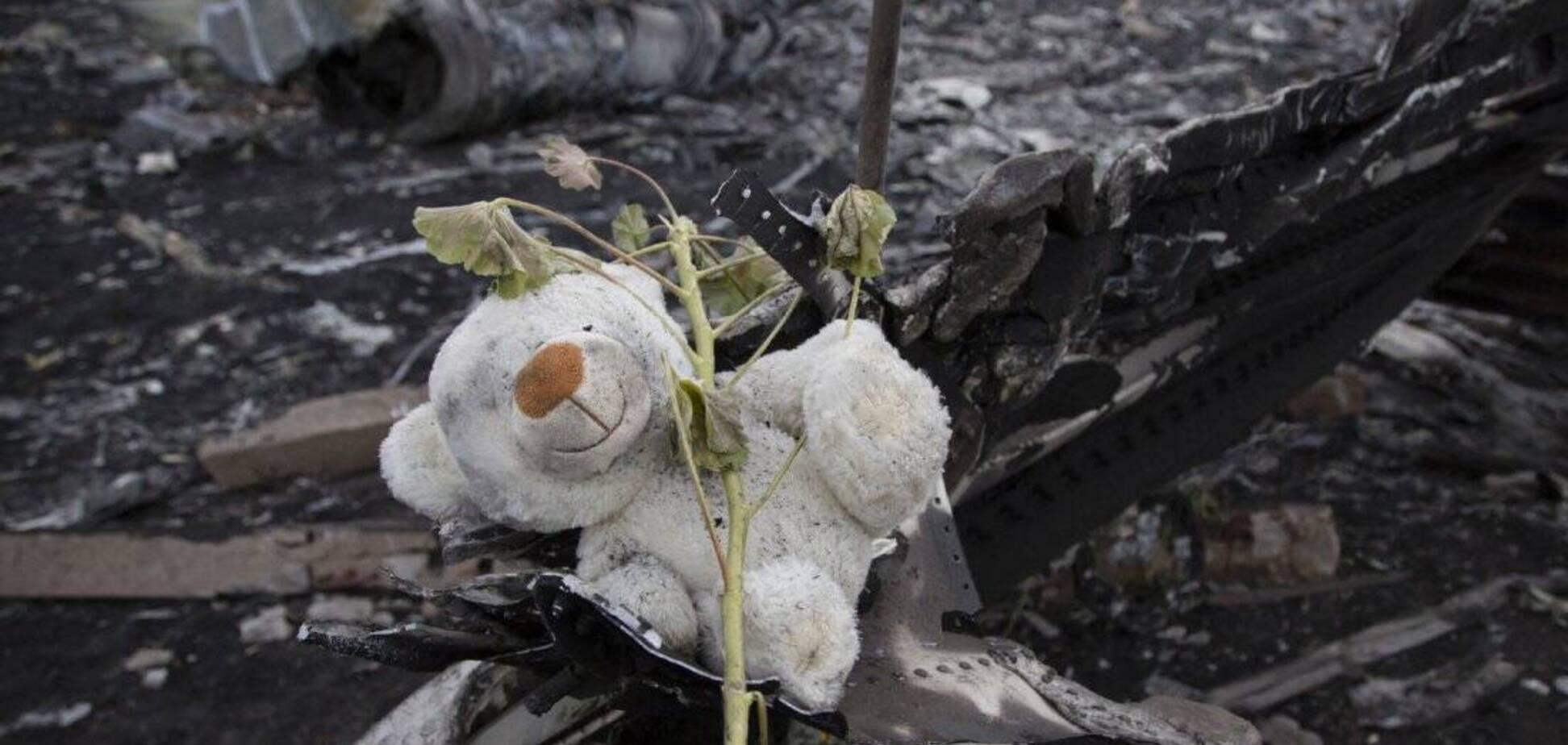 Катастрофа МН17 над Донбасом
