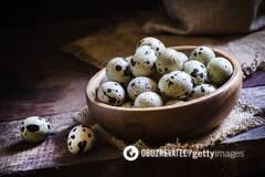Перепелиные яйца помогают улучшить метаболизм