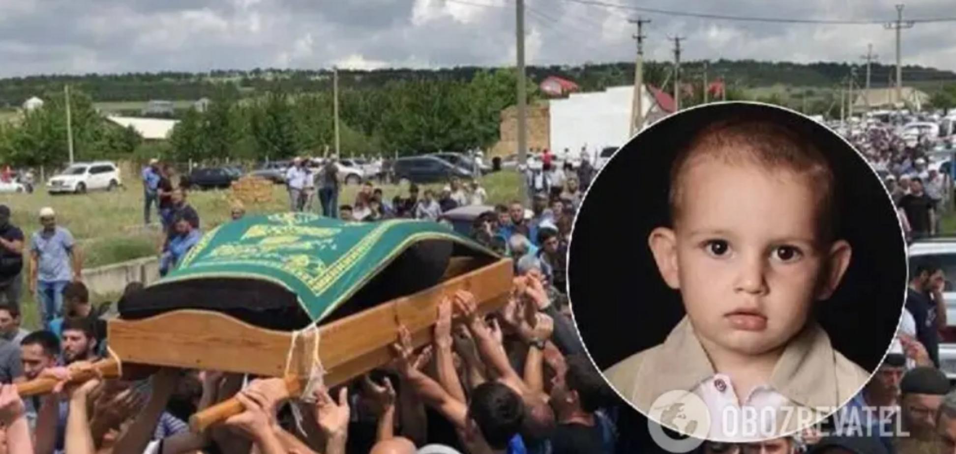 Смерть 3-летнего Мусы: адвокат рассказала, как ФСБ не отпустила политзаключенного похоронить сына