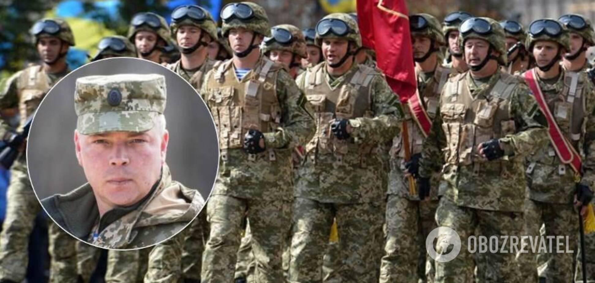 Генерал Забродський: комусь в Україні дуже хочеться, аби армія запам'яталась не героїзмом, а карними справами