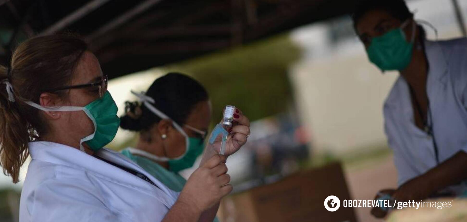 В Бразилии человек заразился новым штамом свиного гриппа