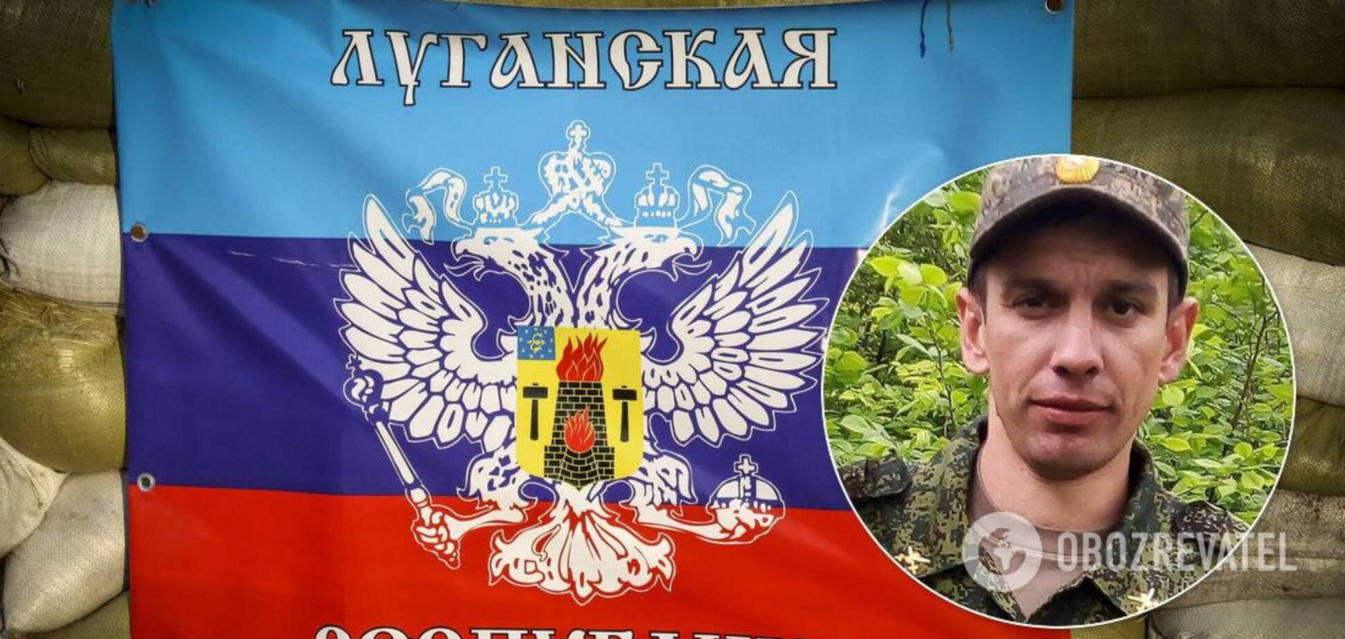 На Донбассе погиб террорист Владислав Поврознюк