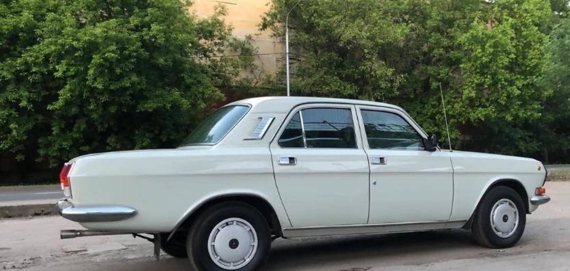 Рідкісну ГАЗ-24 'Волга' із секретом під капотом оцінили у $32 000