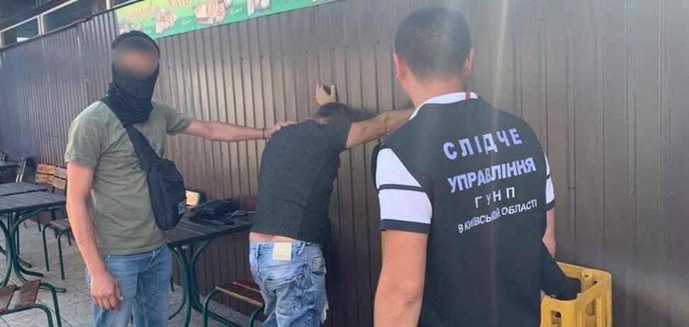 На Киевщине на взятке поймали депутата