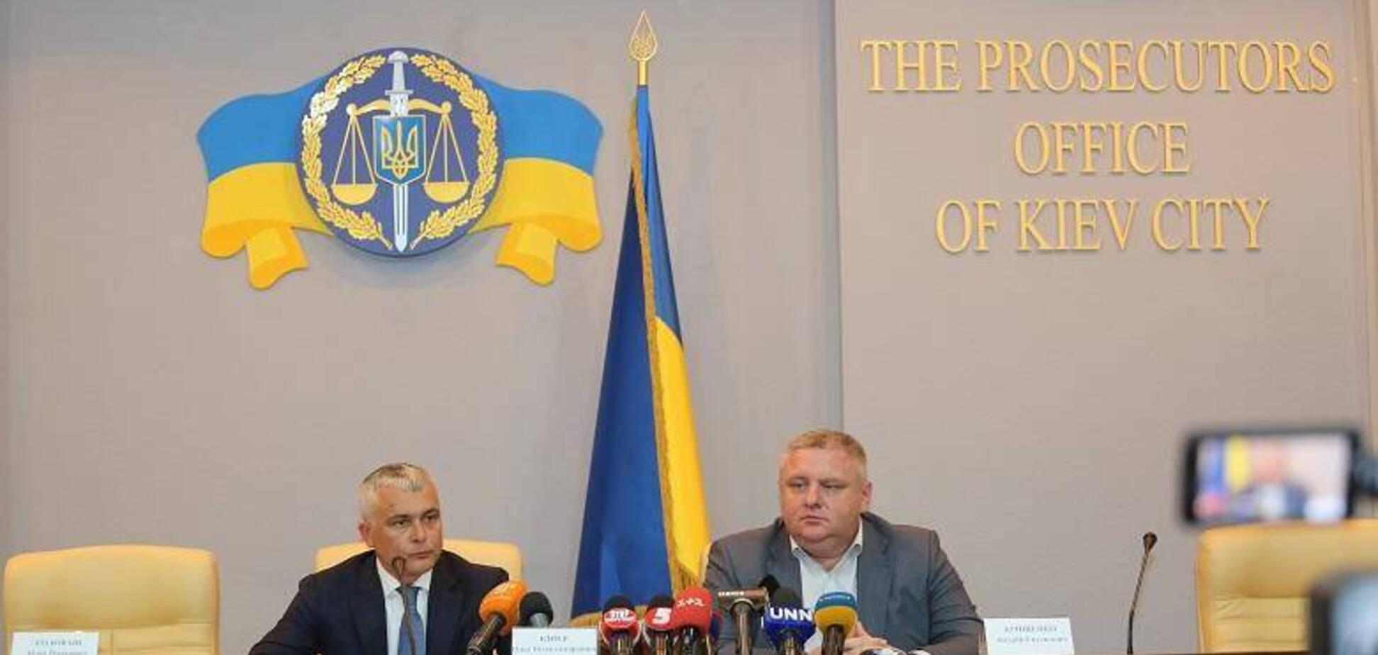 У поліції заявили, що за вибухи в Києві затримали судимого за вбивство і винахідника