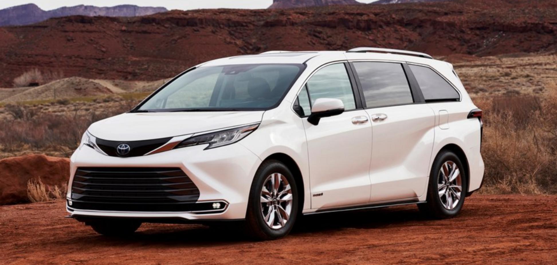 Toyota виявилася найбільш дорогим автомобільним брендом. Фото: Toyota