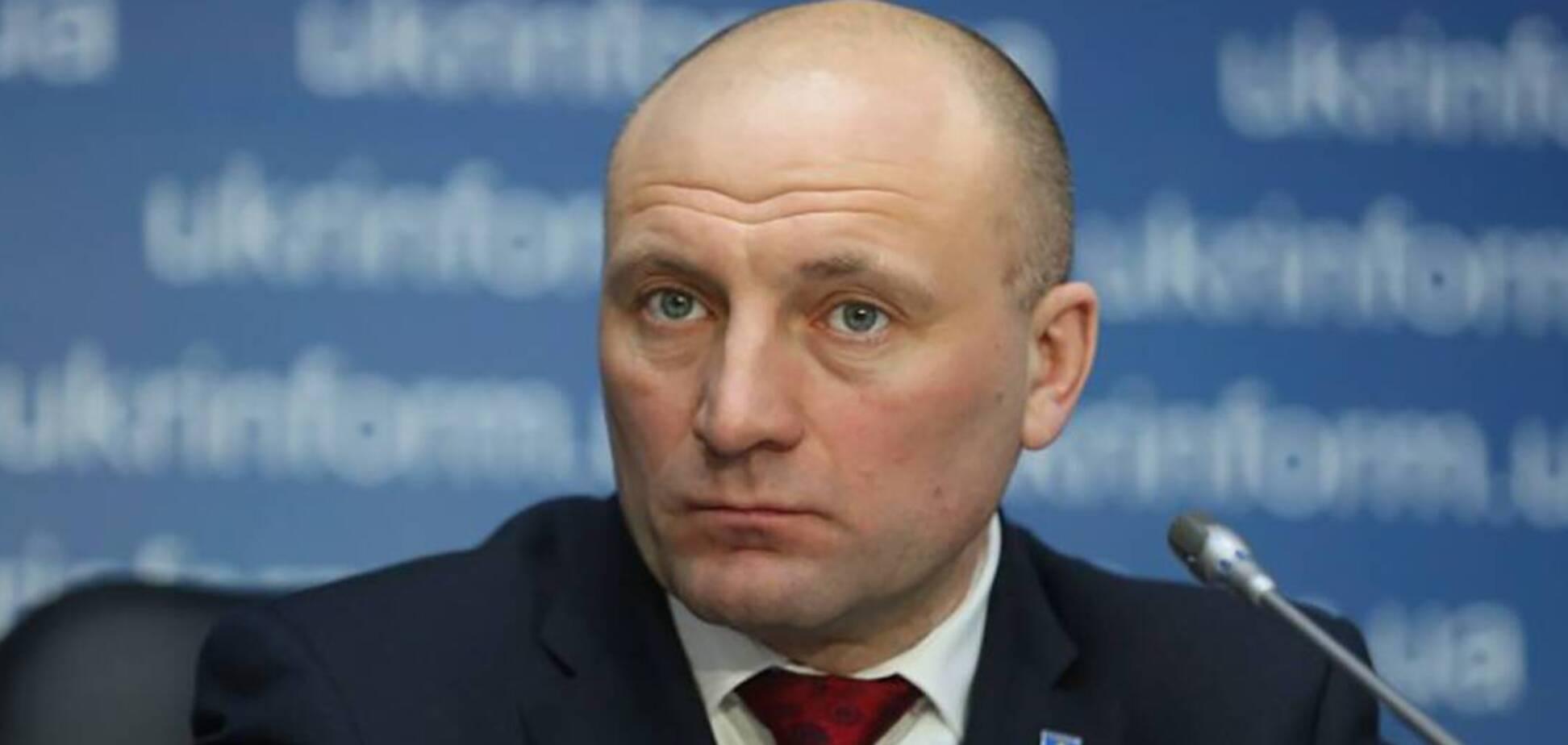 Мер Черкас Анатолій Бондаренко приєднався до політичної сили 'За майбутнє'