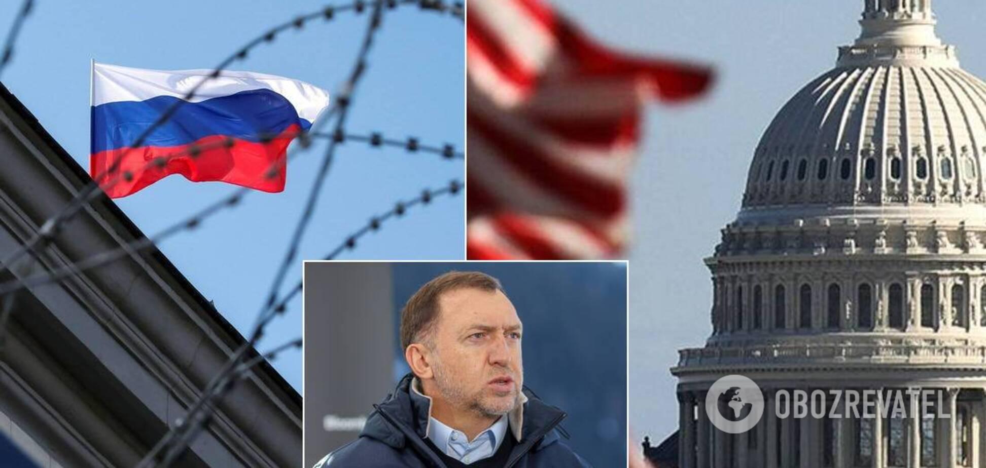 Дерипаска сказав, що Кремлю 'пофіг' на санкції