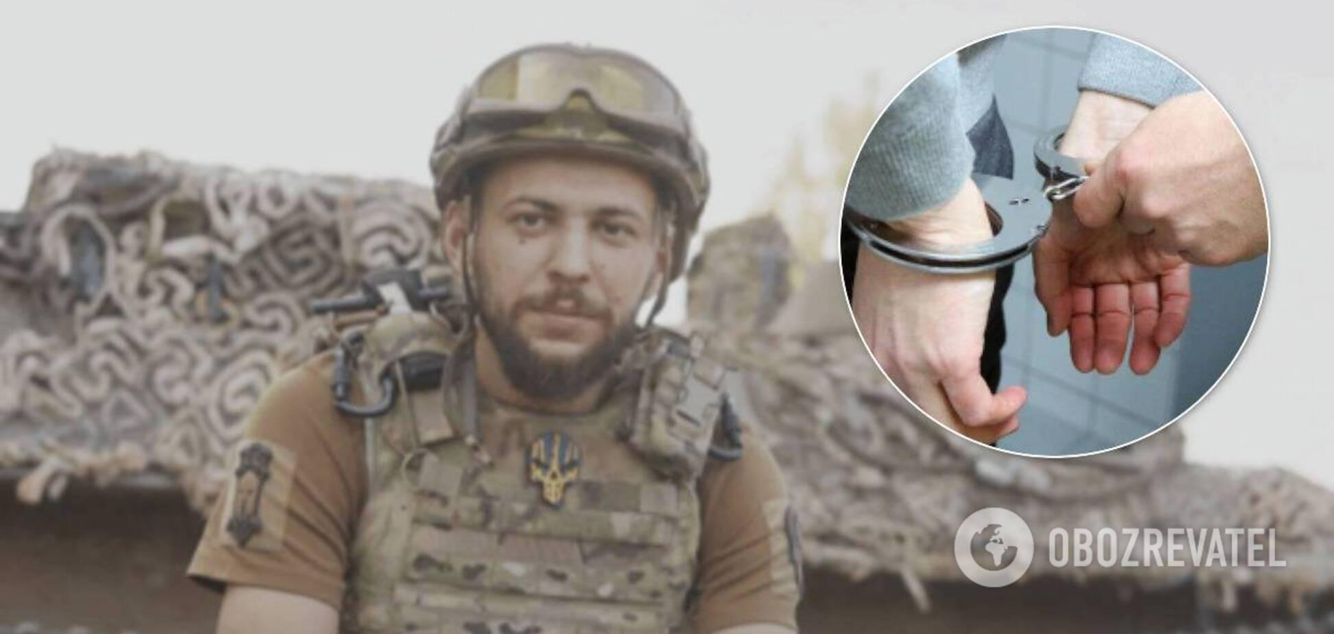 Смертельное избиение бойца 'Азова': суд Запорожья арестовал подозреваемого