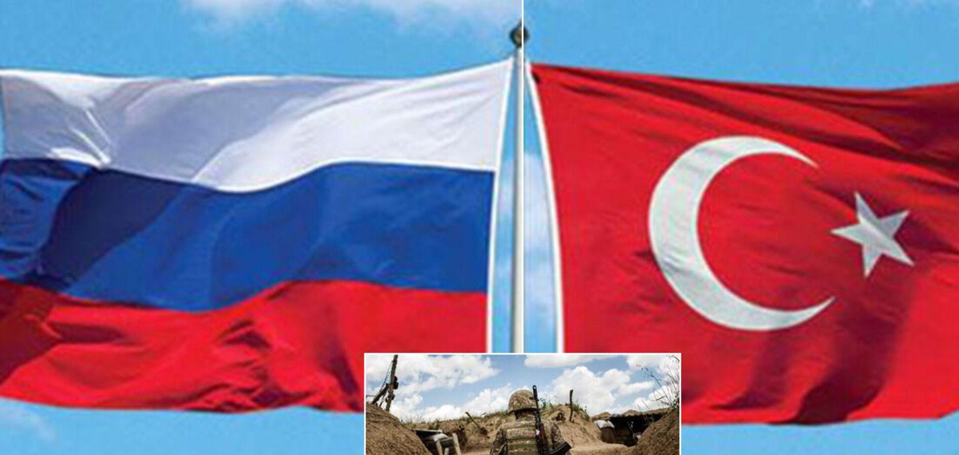 Турция отвязывается от России и берется за Карабах
