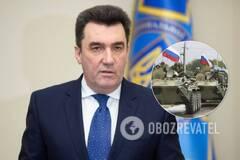 У РНБО пообіцяли 'несподівану' відповідь на навчання Росії біля кордонів України