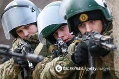 У Білорусі затримали 33 бойовиків із російської ПВК Вагнера: вимагають офіційних роз'яснень