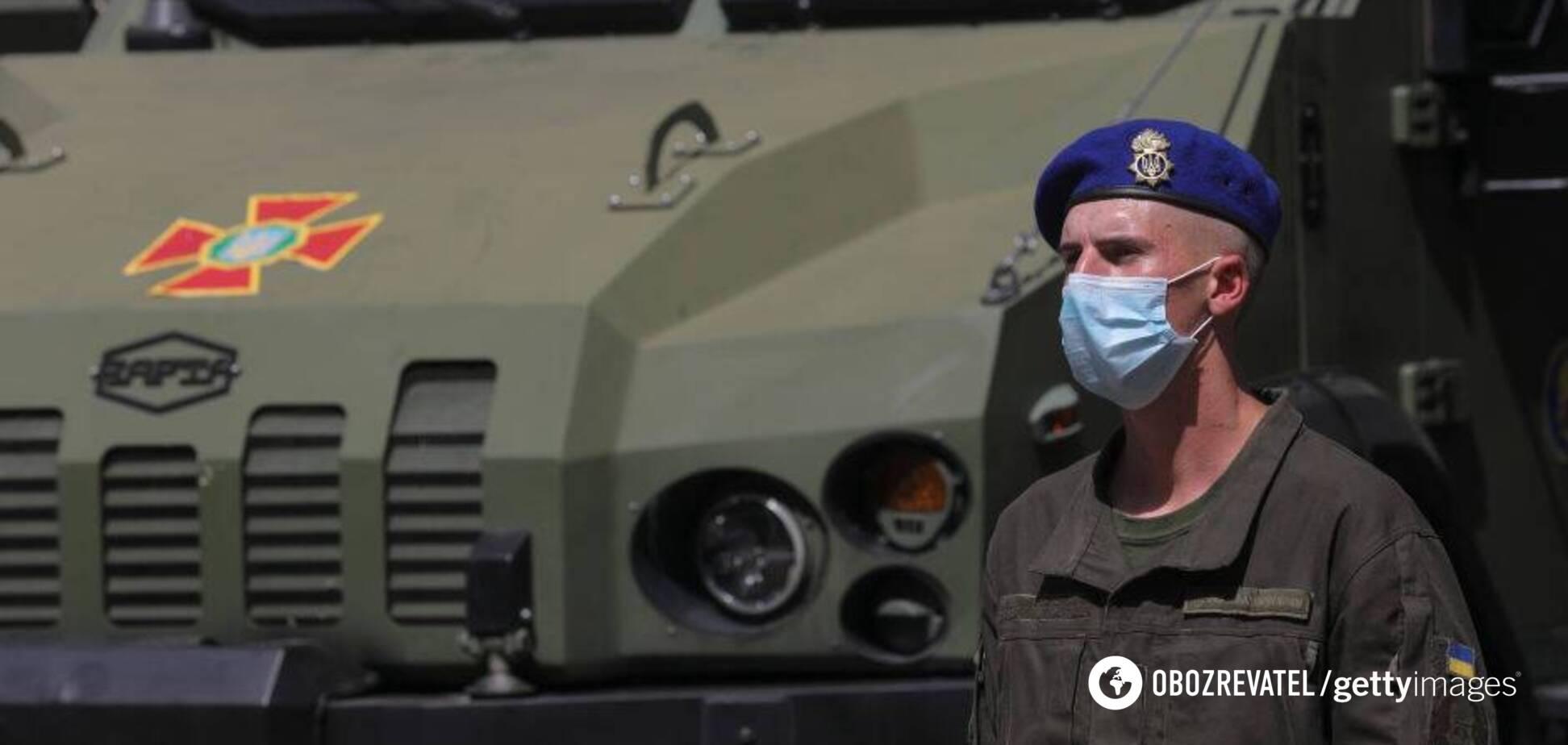У Генштабі назвали небойові втрати ЗСУ на Донбасі: рахунок йде на сотні