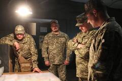 Хомчак заявил об отсутствии погибших и раненых с начала перемирия на Донбассе
