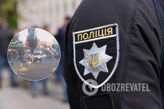 В Киеве водитель вырубил пешехода