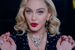 Мадонну раскритиковали за заявление о вакцине от коронавируса