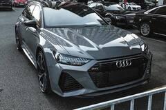 В Україні знайшли нову модель Ауді за 3 мільйони. Фото: instagram.com/vehicles.exclusive