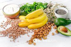 Авокадо містить багато магнію, калію, марганцю та міді
