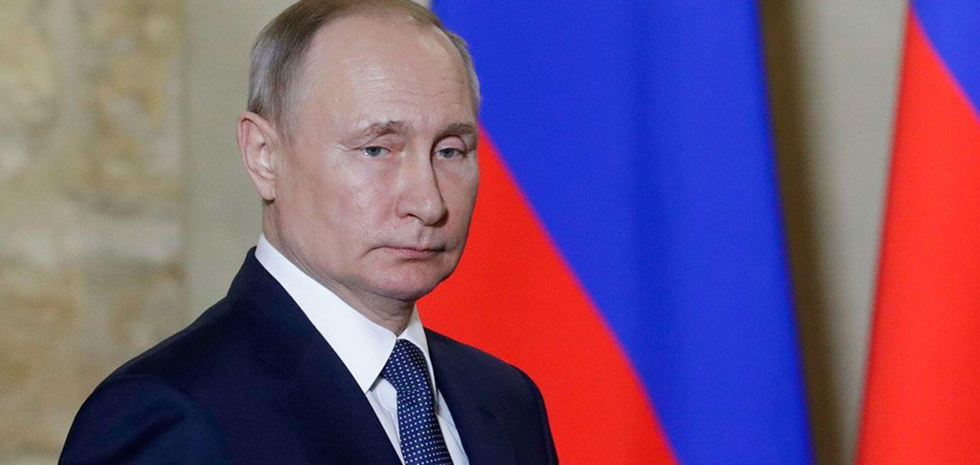 Рейтинг довіри росіян до Путіна впав до 23%