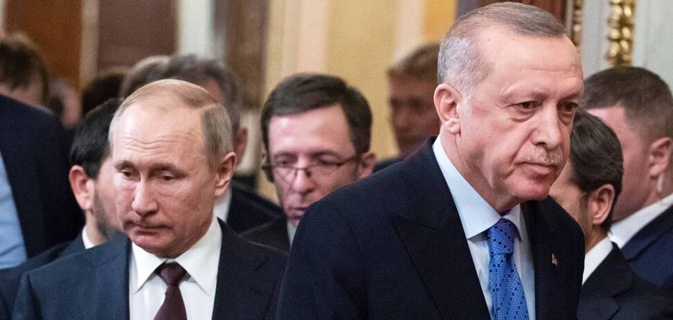 Марш Эрдогана: российско-турецкие отношения ухудшаются