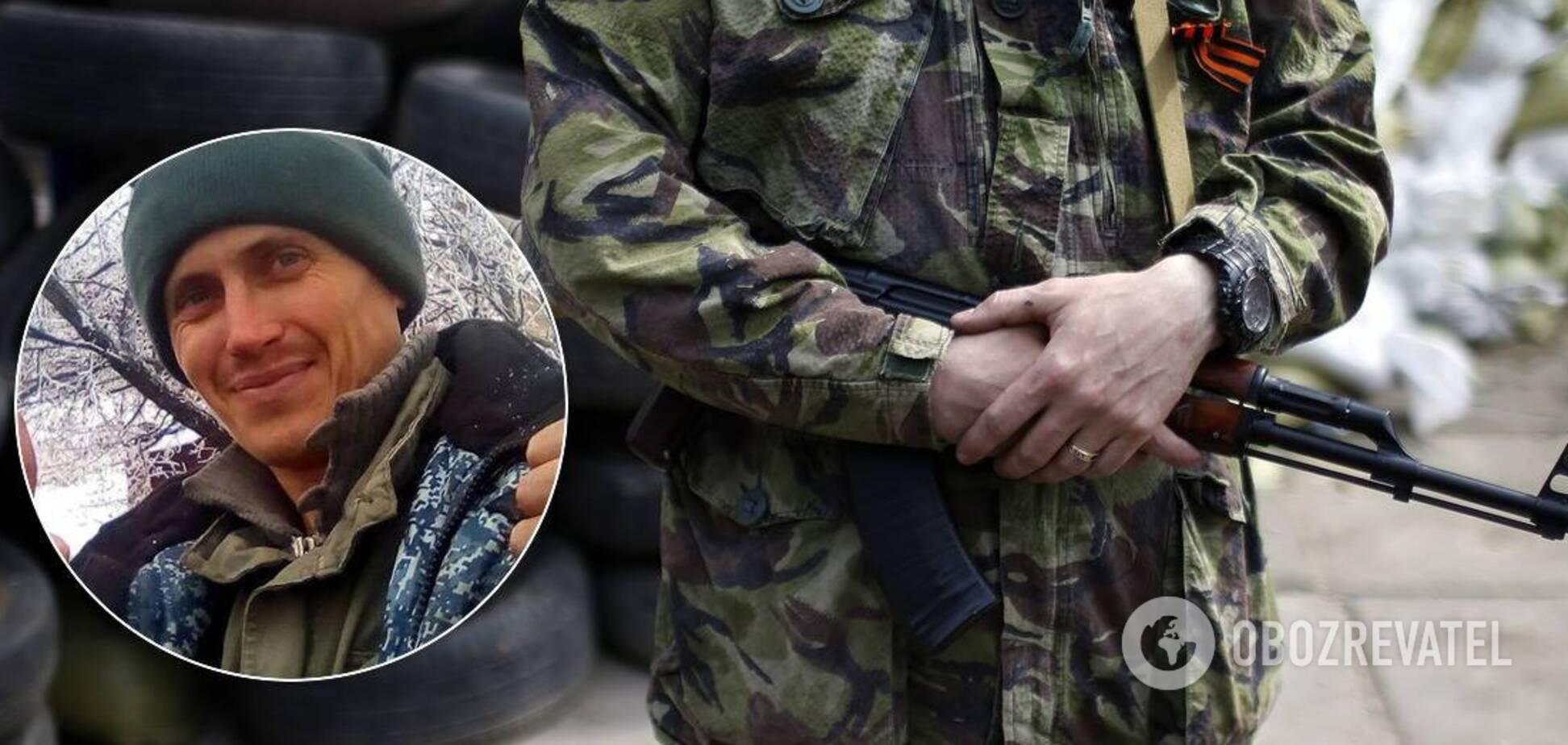 На Донбасі загинув розвідник терористів Вампір