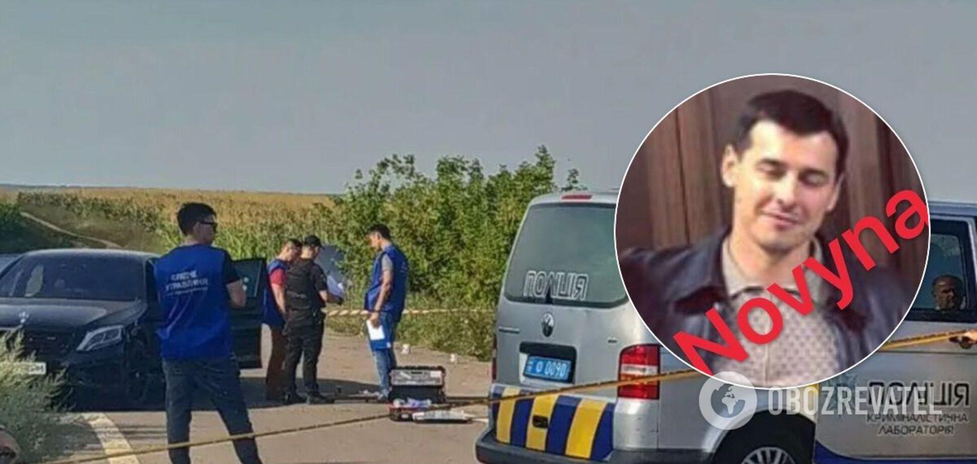 Убитый является жителем Донецкой области