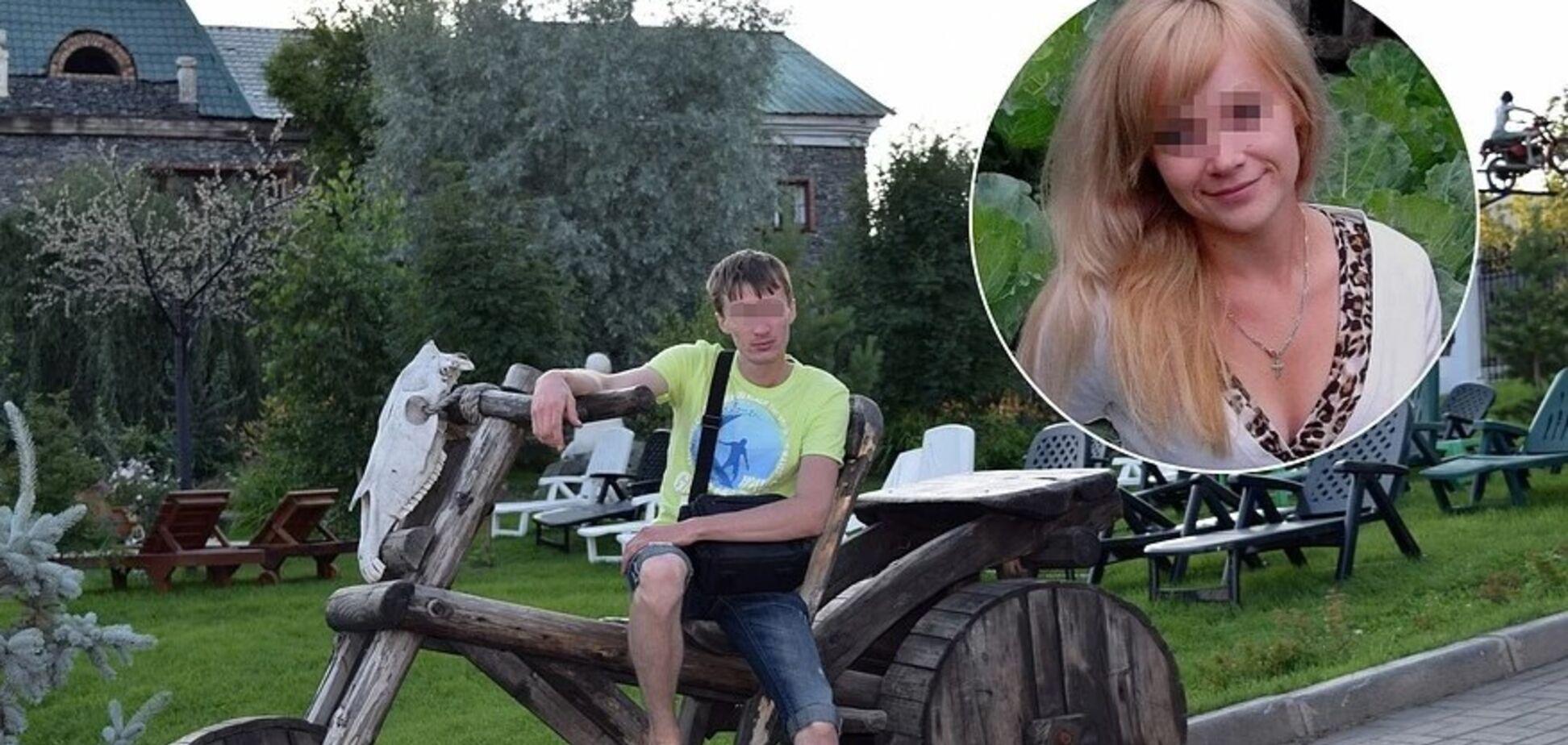 Чоловік убив дружину на очах у спільних дітей