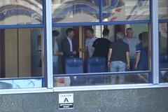 Первая встреча Луческу и Гусева попала на видео
