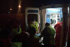До Дніпра евакуювали бійця ЗСУ з важким кульовим пораненням