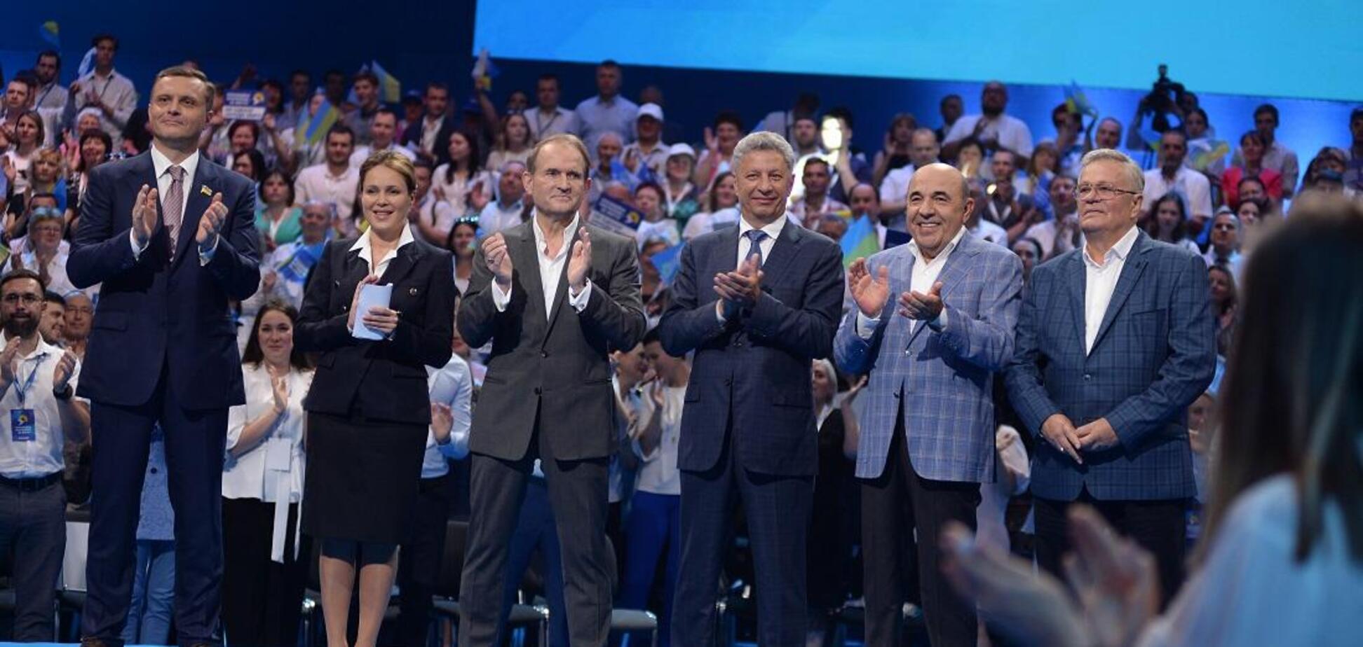 'ОПЗЖ' обвинила 'слуг' в срыве регистрации кандидатов в депутаты на Николаевщине