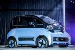 Новые электромобили из Китая: 300 км пробега за 8000 евро