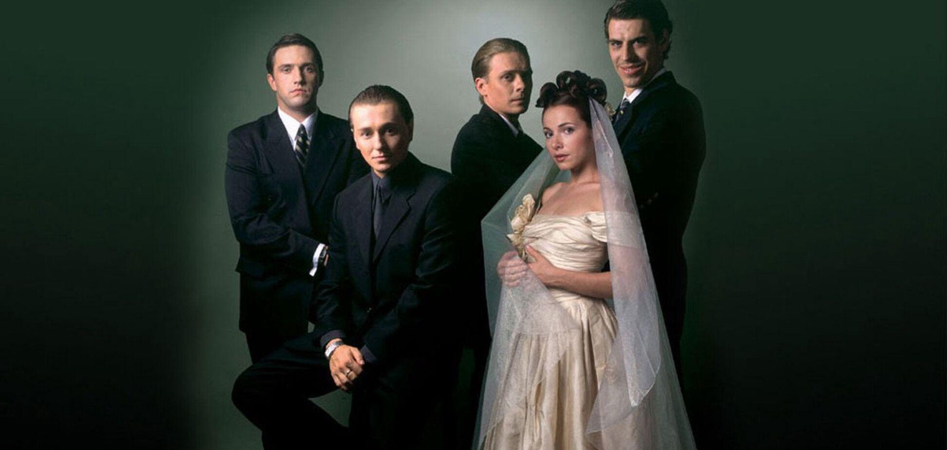 Сериал 'Бригада' вышел на экраны 20 лет назад (фото: JustWatch)