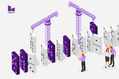 Будівельний ланцюг доміно: важлива кожна кісточка