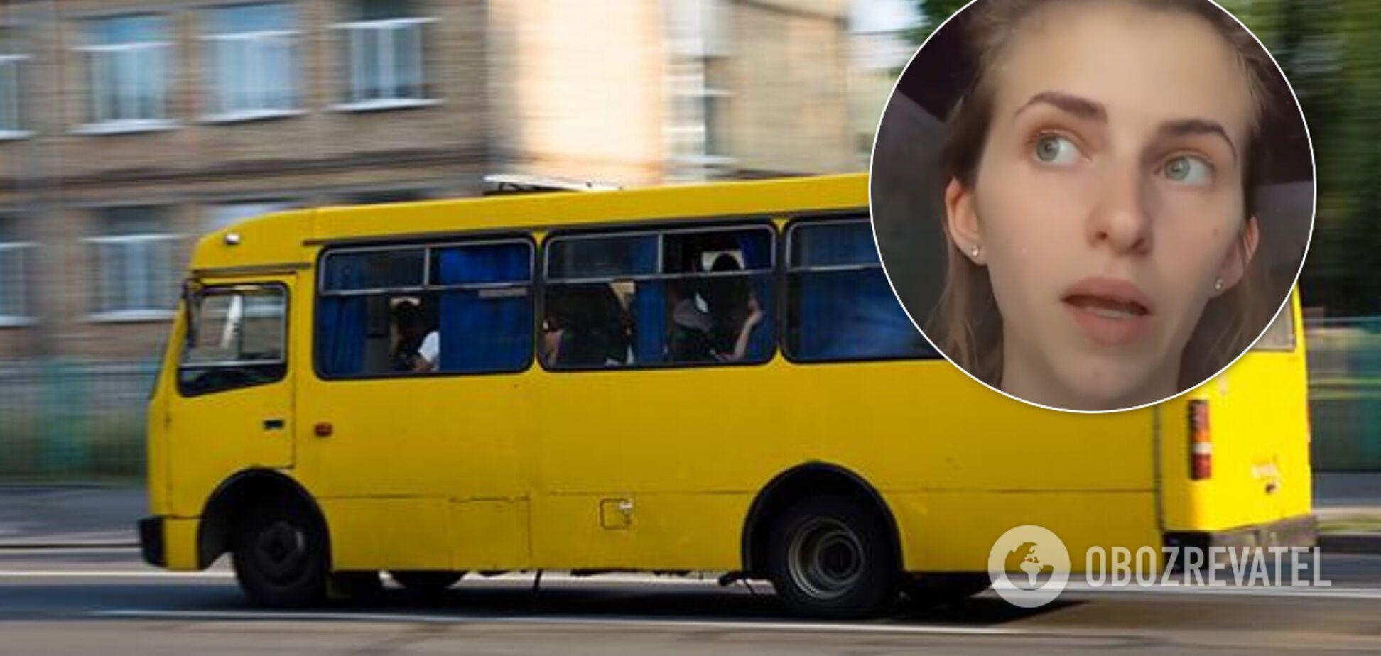 В Николаеве маршрутчик напал на пассажирку