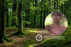 Александра Клитина решила представить себя инопланетянкой